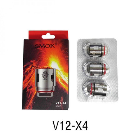 SMOK TFV12 - REPLACEMENT TURBO COILS VAPOURHOLICS