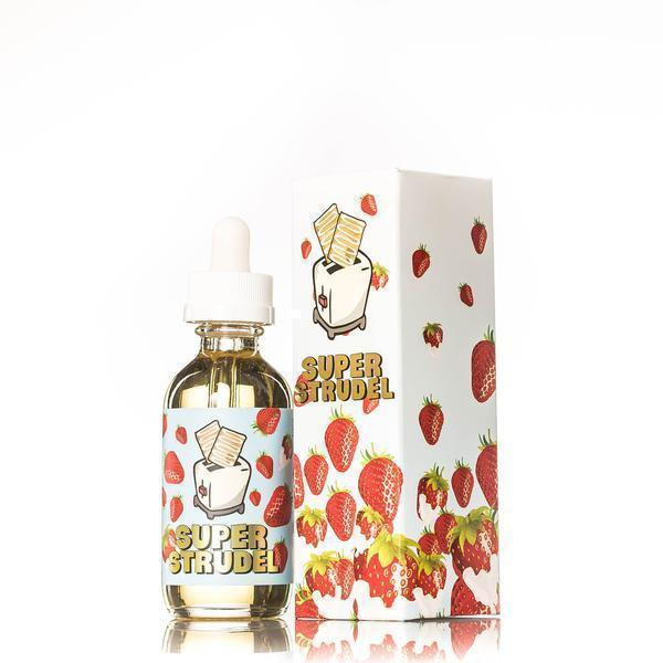 Strawberry Super Strudel | 60ML - Vapourholics