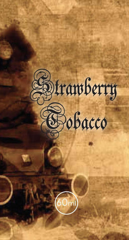 STRAWBERRY TOBACCO | 60ML VAPOURHOLICS