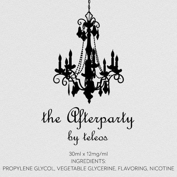 THE AFTERPARTY | 30MLS VAPOURHOLICS