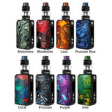 VOOPOO Drag Mini Kit 117W 5ml 4400mAh With UFORCE T2 VAPOURHOLICS