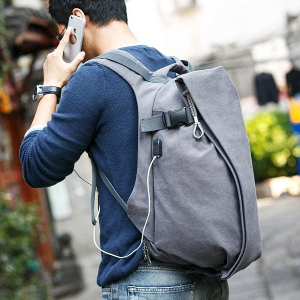 -Tehri- USB Travel Backpack