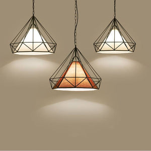 SUND -Black Diamond Pendant - Premium Lamp by ACEROIX™