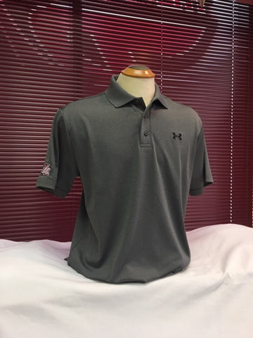 Under Armour Grey Golf Shirt