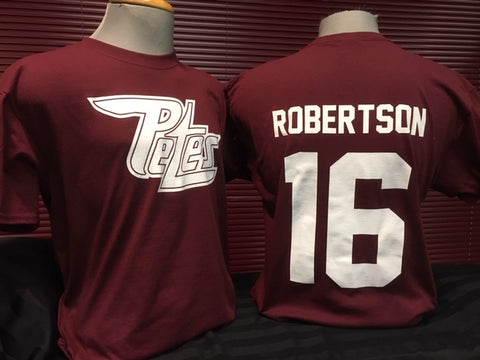 Robertson Player T-Shirt