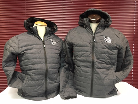 Yukon Quilted Coat- Men's and Women's