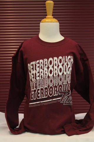 Youth Peterborough Long Sleeve T-Shirt