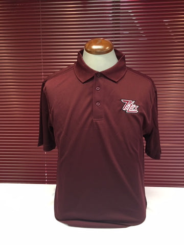Maroon Golf Shirt