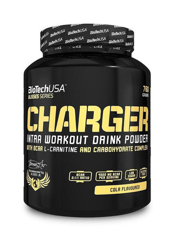 CHARGER INTRA WORKOUT