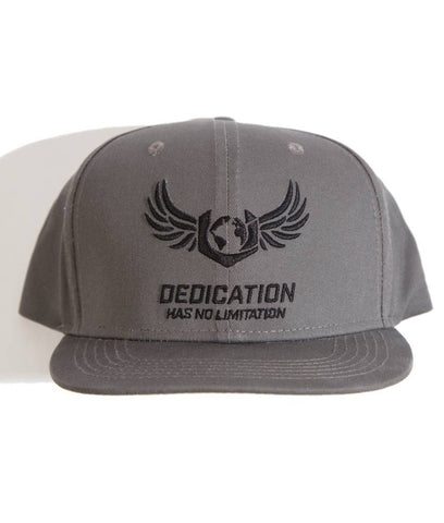 Dedication - Grey Cap Unisex