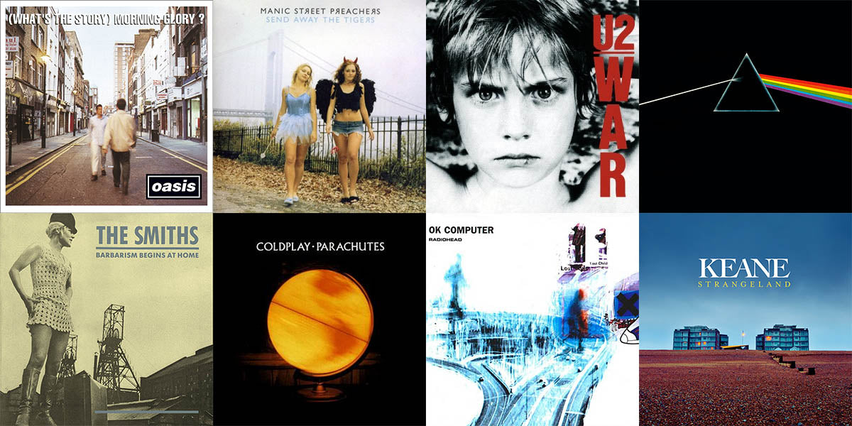 Most Iconic Dad Rock albums