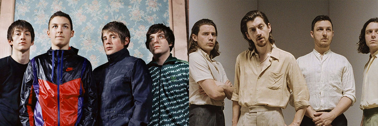 Arctic Monkeys 2006-2018