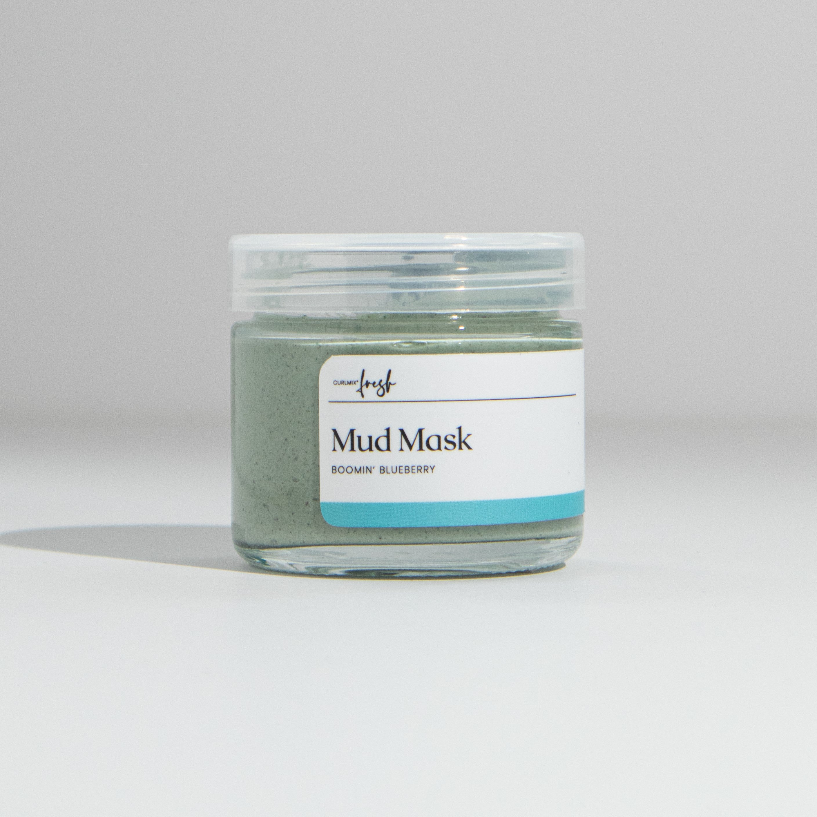 Boomin' Blueberry Mud Mask CurlMix Fresh