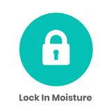 Lock In Moisture Icon