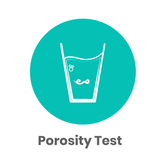 Porosity Test Icon