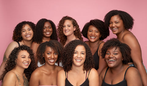 CurlMix Wash and Go works on Multiple curl types