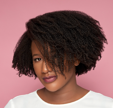 CurlMix CEO Kim Lewis Hair Growth Over 4 years