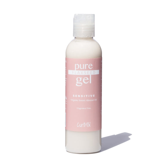 Sample - Pure Flaxseed Gel (Select Fragrance) - CurlMix
