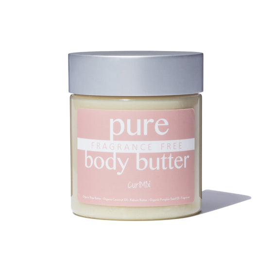 Sensitive Skin Body Butter - CurlMix