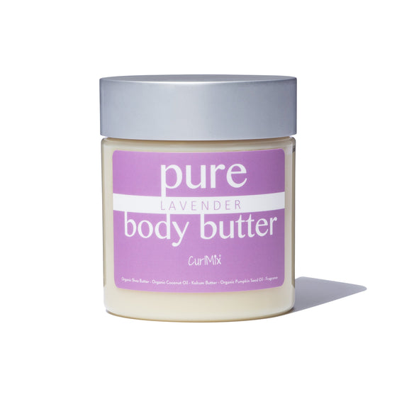 Lavender Body Butter - CurlMix