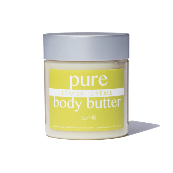 Lemon Creme Body Butter - CurlMix