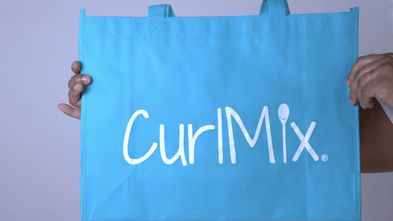 Large CurlMix Tote - CurlMix