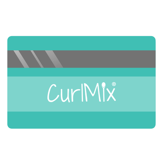 Gift card - CurlMix