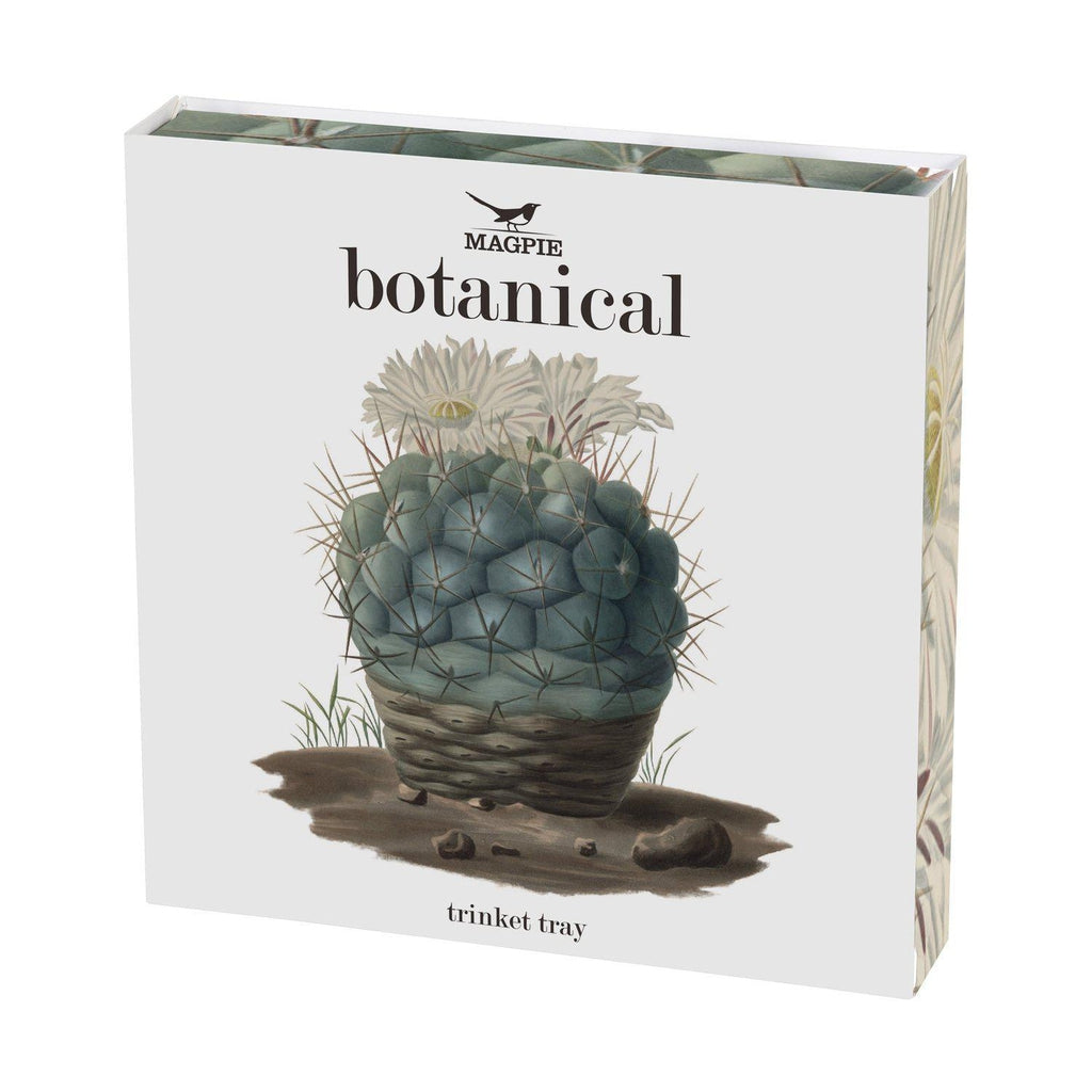 Botanical Small Cactus Trinket Tray-Magpie-Beaumonde