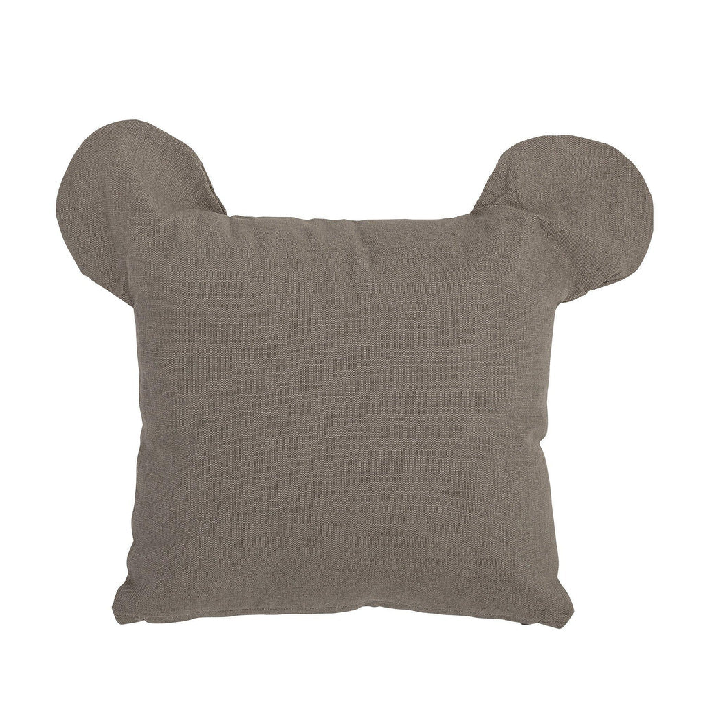 Embroidered Animal Cushion-Bloomingville Mini-Beaumonde