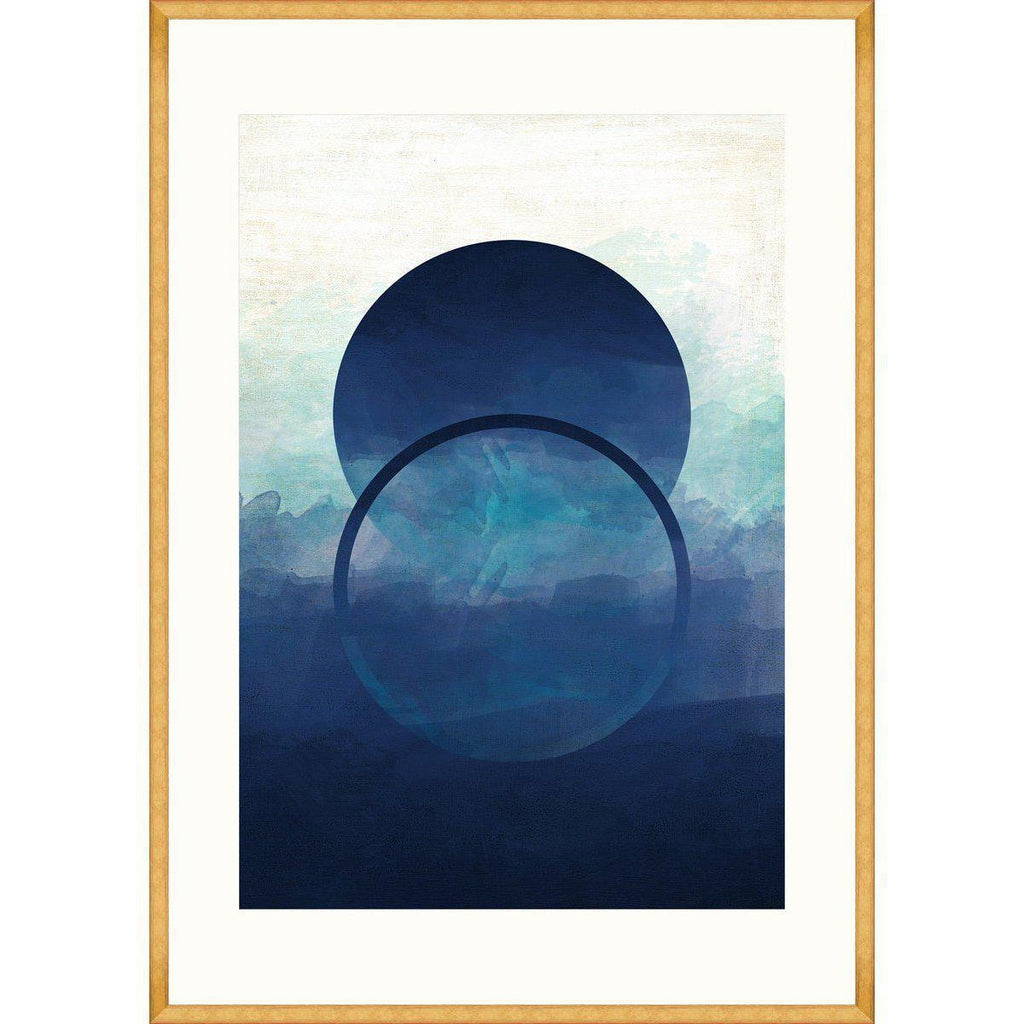 Ombre I Framed Art Print-MINDTHEGAP-Beaumonde