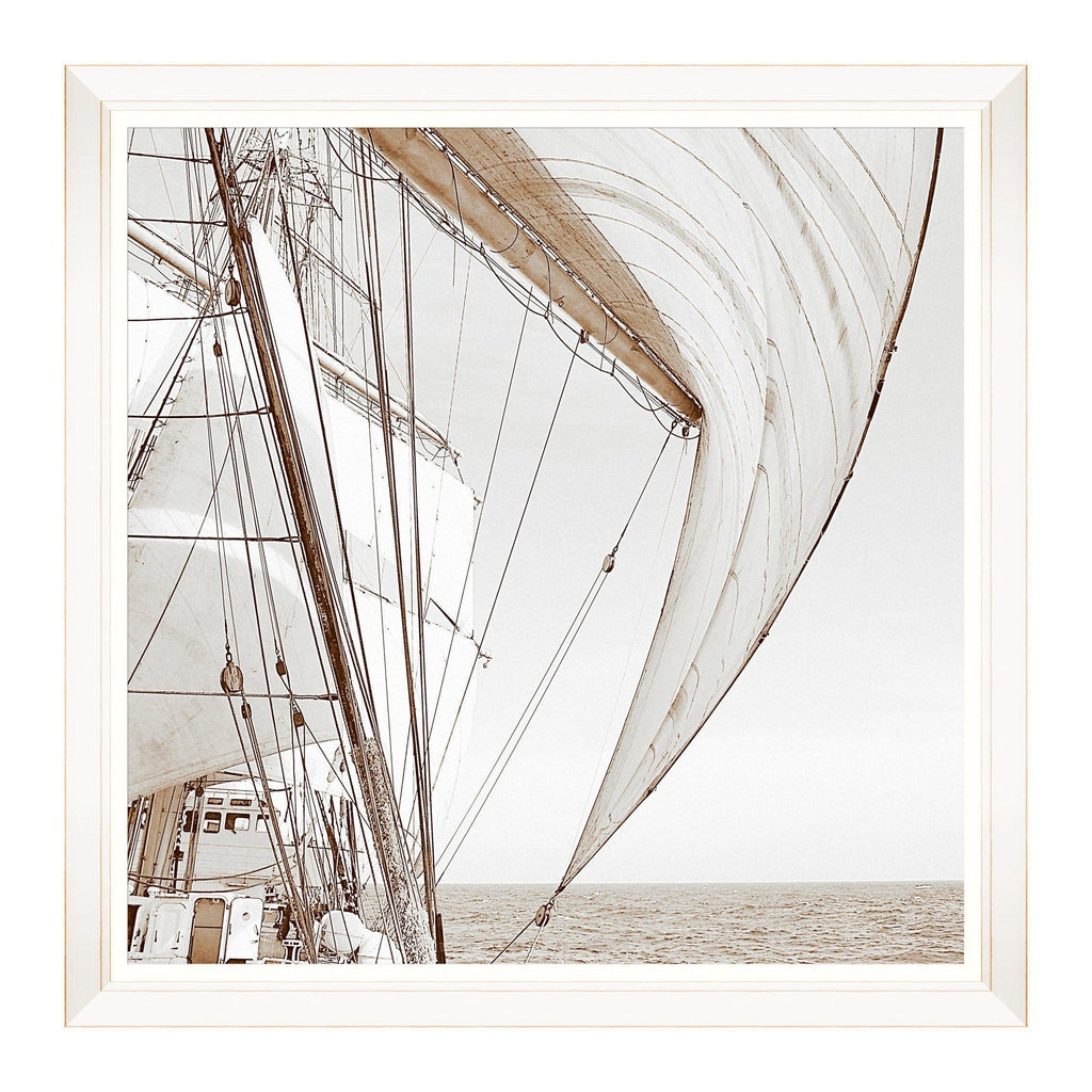 Sailing High I Framed Art-MINDTHEGAP-Beaumonde