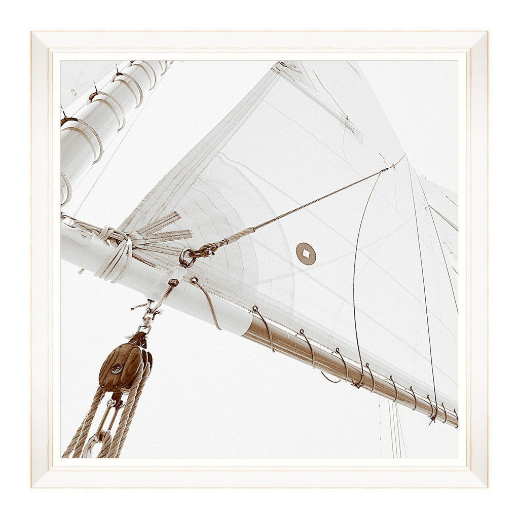 Sailing High II Framed Art-MINDTHEGAP-Beaumonde
