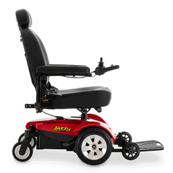 New Pride Mobility Jazzy Select Power Chair | 300 lbs. Weight Capacity | Compact & Maneuverable!