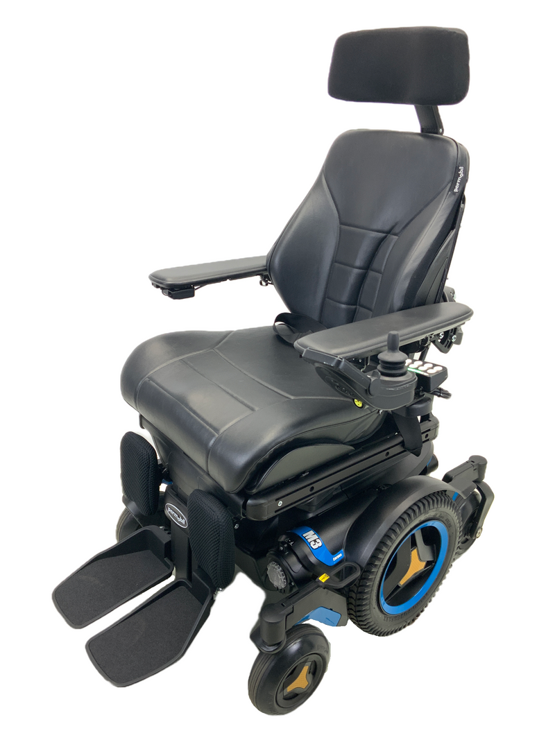 "2017 Permobil M3 Corpus Power Chair | 19"" x 19"" Seat 