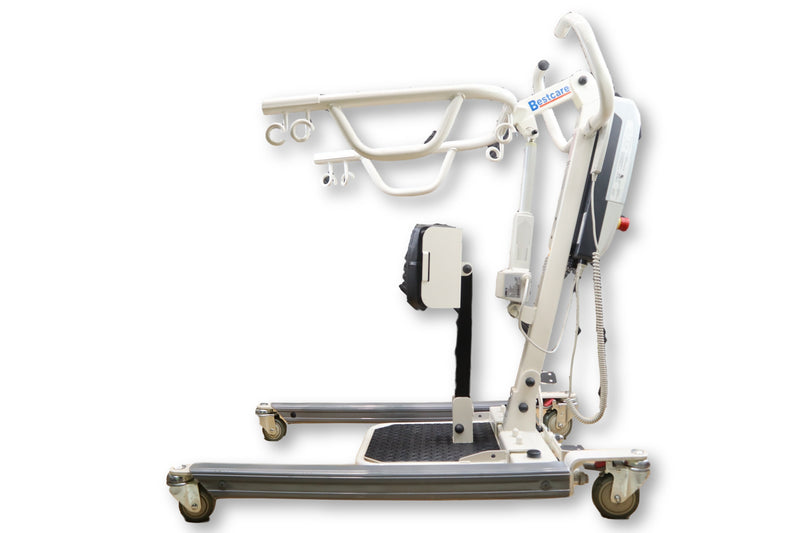 Bestcare Stand Assist Hoyer Lift Sit-to-Stand | 400 lbs. Capacity | SA400E - Power Chairs Test