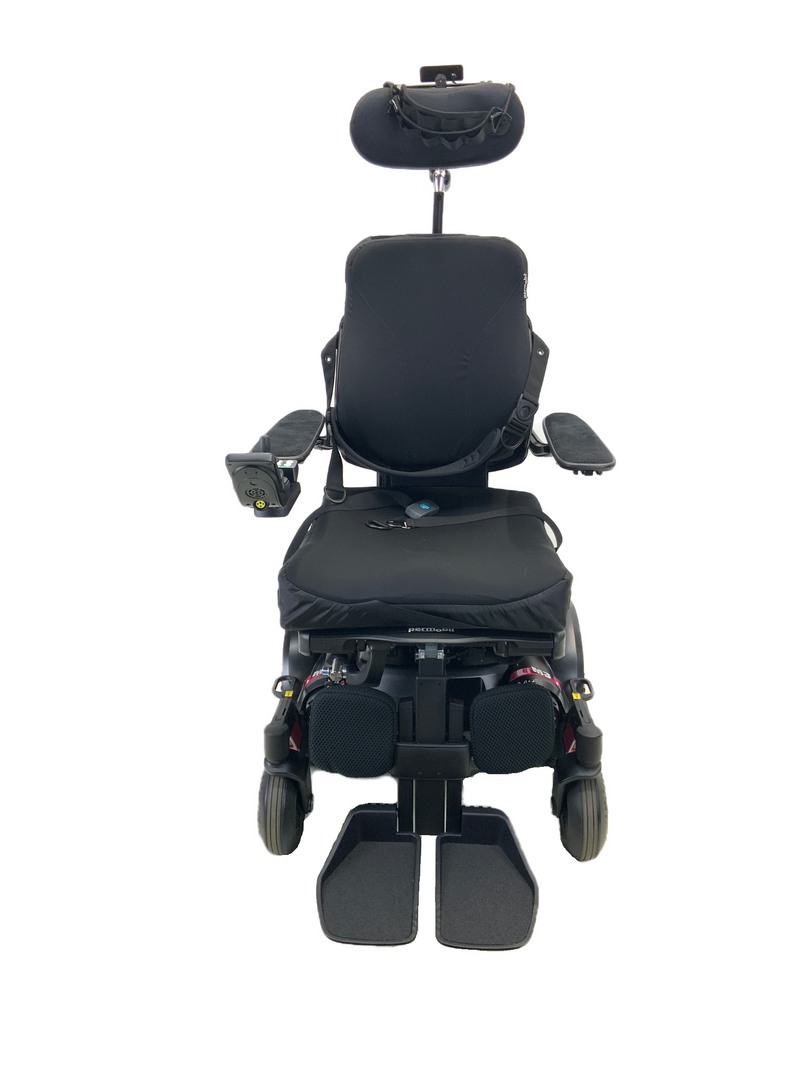 "2019 Permobil M3 Corpus Power Chair with ActiveReach | 19"" x 23"" Seat 