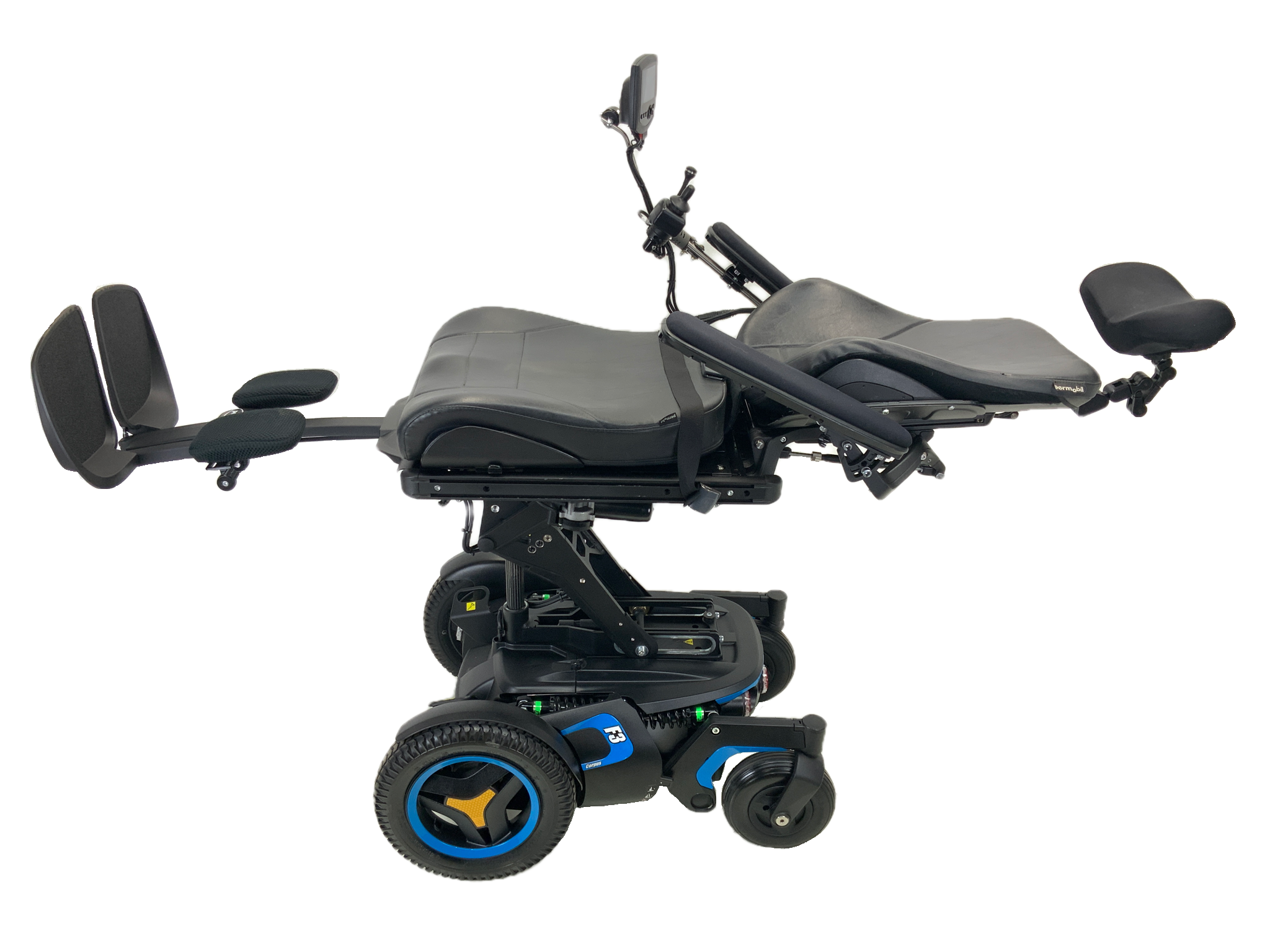 2018 Permobil F3 Corpus Power Chair | 19