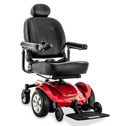 Pride Mobility Jazzy Select Power Chair | 16