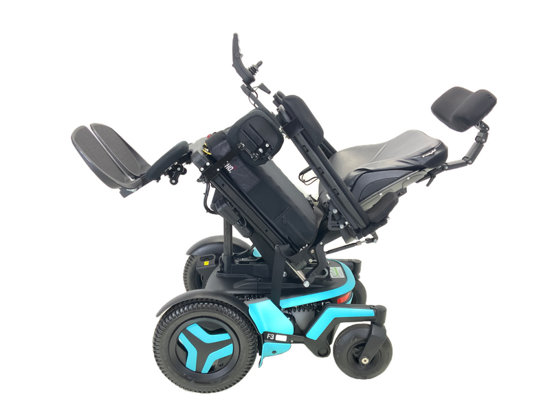 "2019 Permobil F3 Power Chair | 17"" x 17"" Seat 