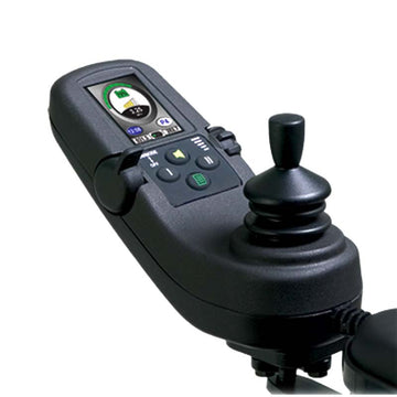 Joystick for Quantum/Jazzy Electric Wheelchairs | Q-Logic EX Series | LCD Color Display | CTLDC1467 | 1751-0009 | CTLASMB7110020