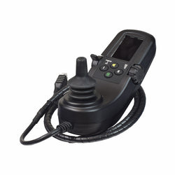 Joystick for Quantum/Jazzy Electric Wheelchairs | Q-Logic EX Series | LCD Color Display | CTLDC1467 | 1751-0009 | CTLASMB7110020 - Power Chairs Test