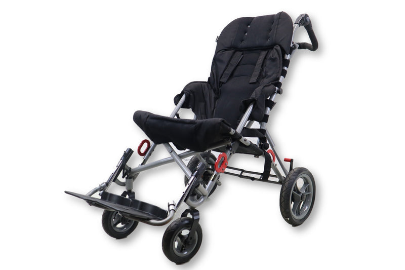 "Convaid Cruiser 16 Special Needs Stroller Pediatric Strolling Wheelchair |  16"" x 16"" Seat 