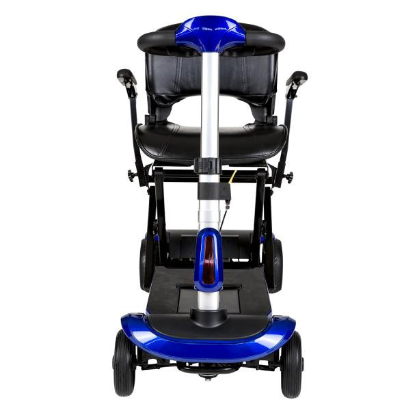 Drive Medical ZooMe Auto Flex Folding Mobility Scooter - Power Chairs Test