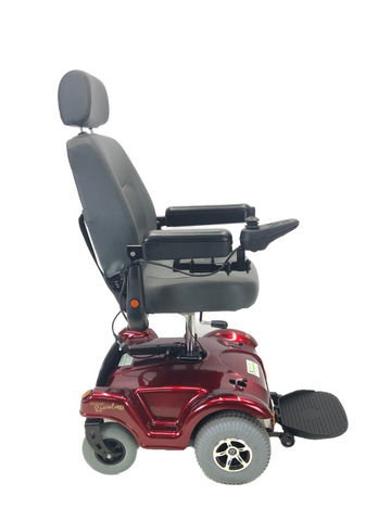 "Rascal Turnabout (Merits P312) Dualer Power Chair | 18"" x 18"" Seat With Power Elevation 