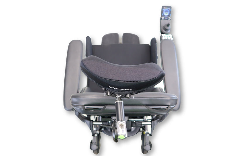 "Permobil F3 Corpus Power Chair | Powered Tilt, Recline, Legs | 20""x19"" Seat - Power Chairs Test"