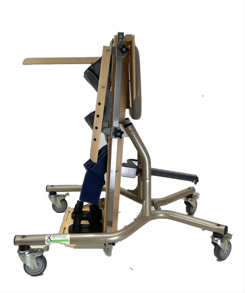 Features of Rifton E420 Pediatric Supine Stander  Safe and Secure Stander For All