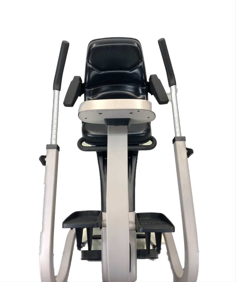 Front top of Physical Therapy NuStep TRS 4000 Recumbent Rehabilitation Cross-Trainer