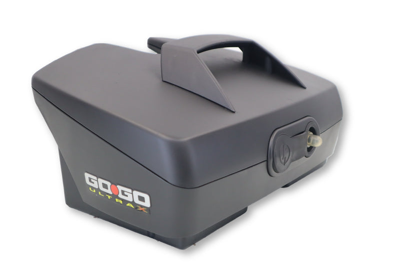 Battery Box for Go-Go Ultra X | (SC40X/SC44X) 12-15Ah Battery Box | PLSASMB2013 | Pride Mobility - Power Chairs Test