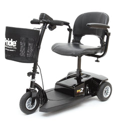 New Pride Mobility Go-Go ES2 3-Wheel Mobility Scooter | Max Speed 4 MPH | 250 LBS Weight Capacity