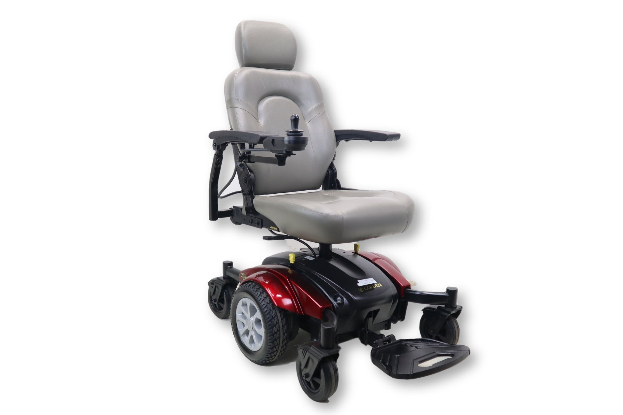 Golden Compass Sport Electric Powered Wheelchair | 18